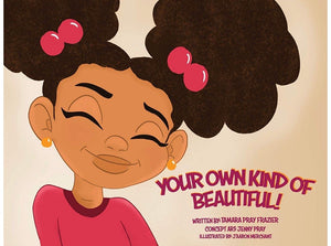 Your Own Kind Of Beautiful - Paperback