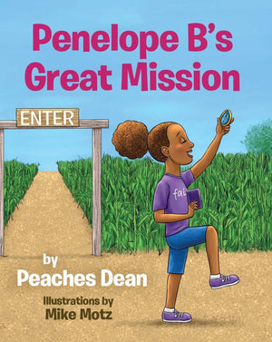 Penelope B's Great Mission - Paperback