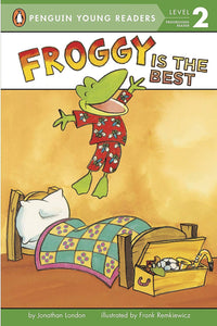 Froggy Is the Best (Penguin Young Readers, Level 2)