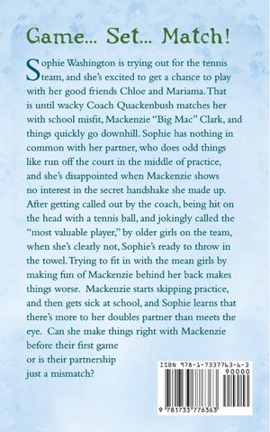 Sophie Washington: Mismatch - Chapter Book
