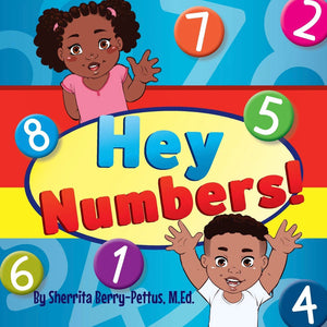 Hey Numbers! - Paperback