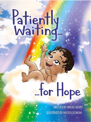 Patiently Waiting for Hope - Hardcover