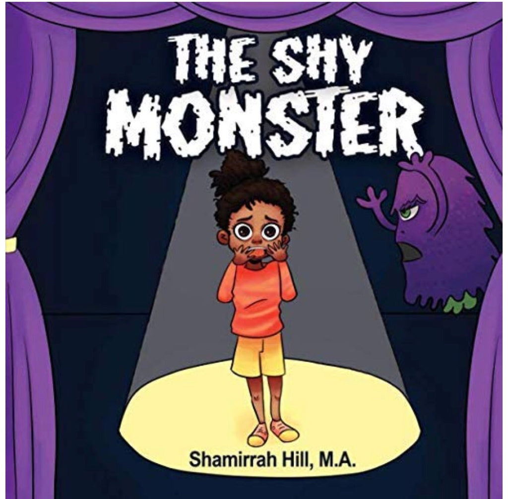 The Shy Monster - Paperback