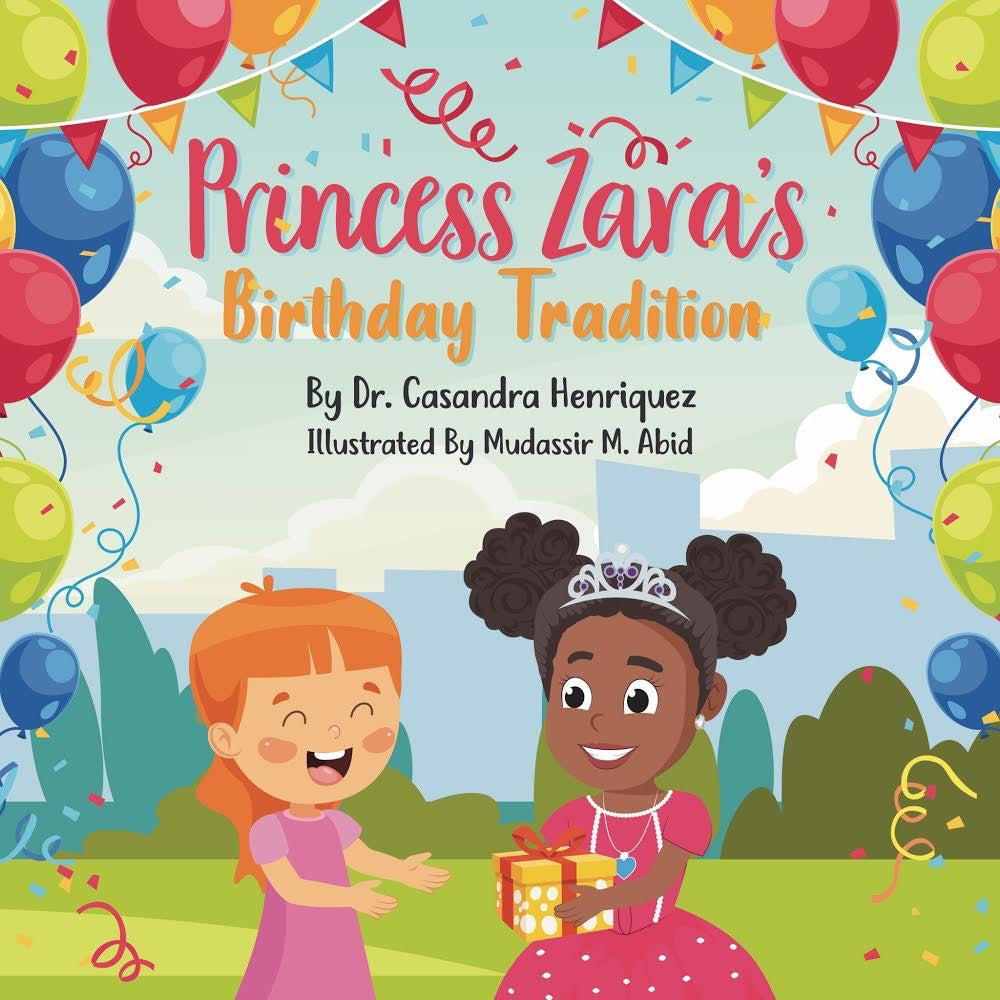 Princess Zara's Birthday Tradition - Paperback