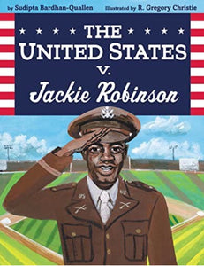 The United States v. Jackie Robinson - Hardcover