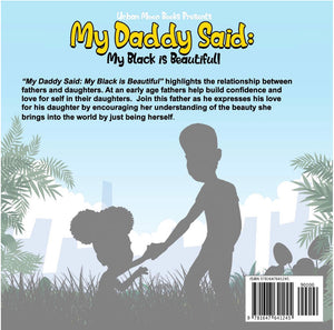 My Daddy Said: My Black is Beautiful - Paperback