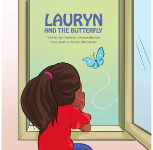 Lauryn and the Butterfly - Hardcover