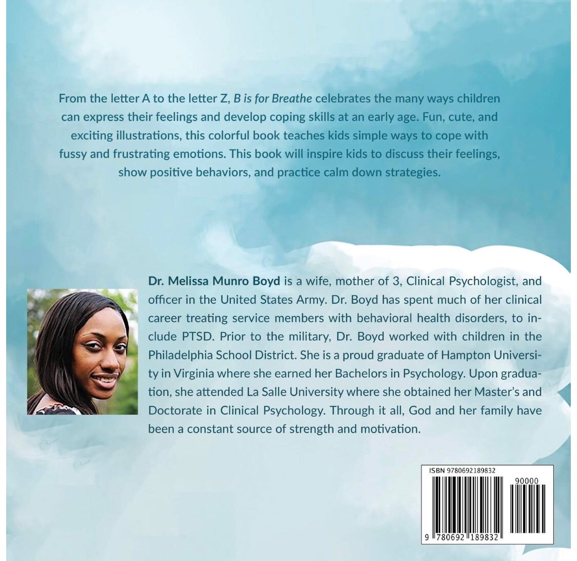 B Is For Breathe - Paperback