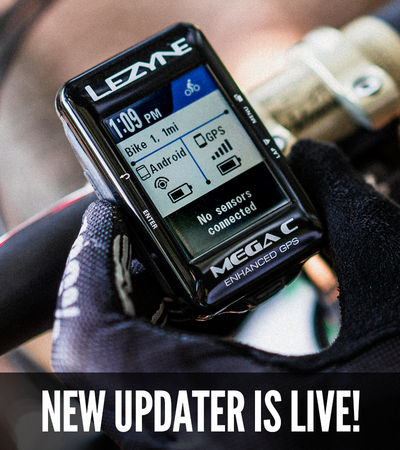 NEW GPS FIRMWARE UPDATE AVAILABLE