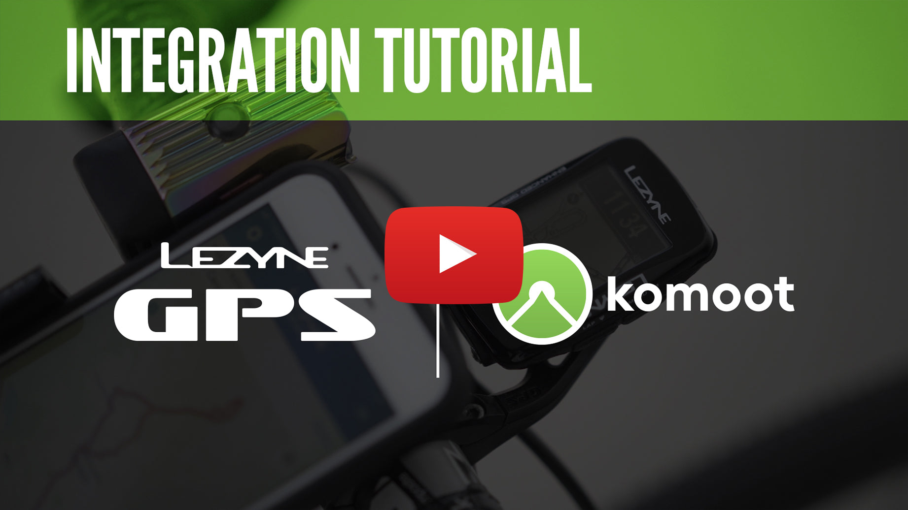 Komoot and Relive Integration