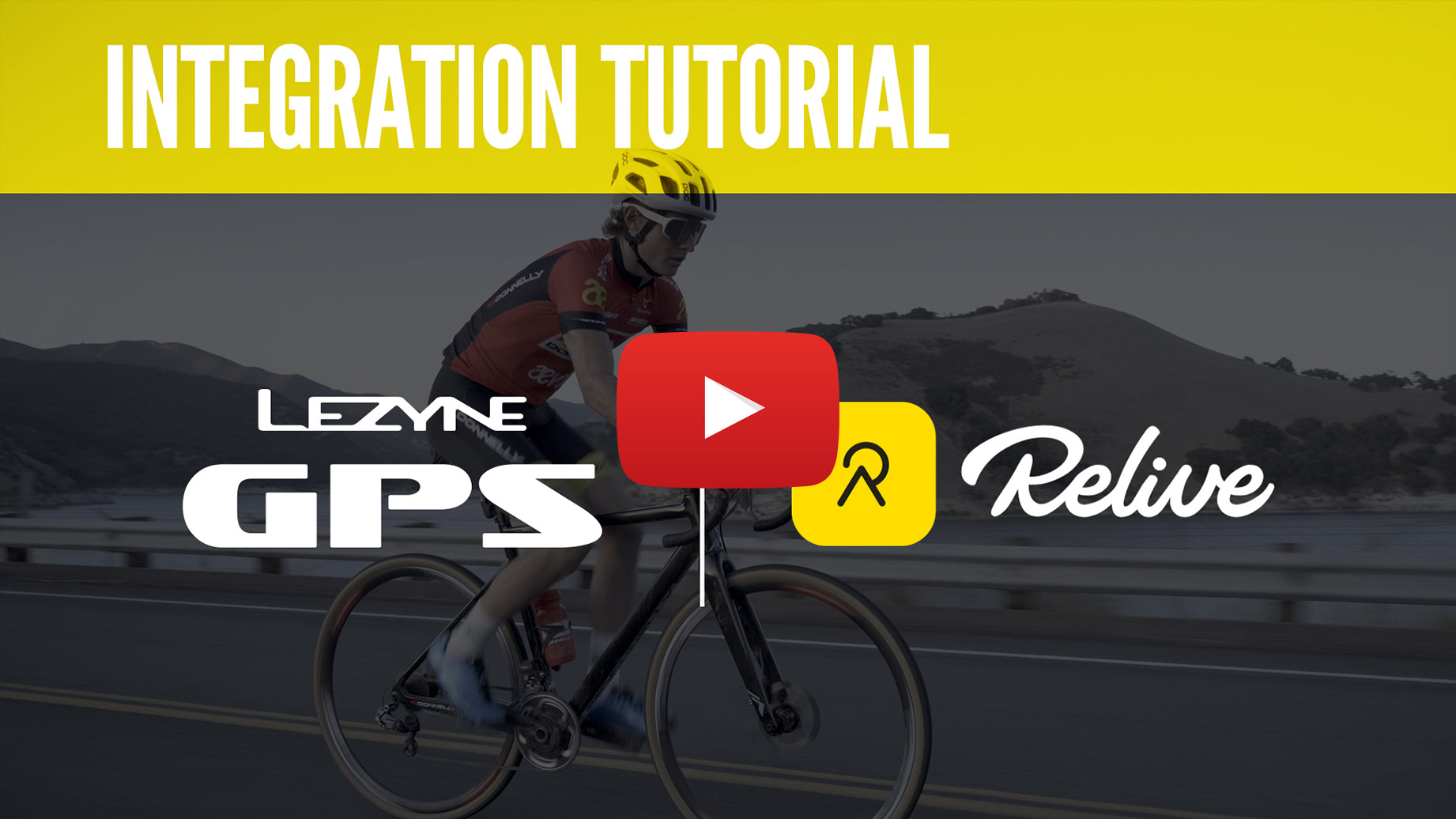 Relive and Lezyne Integration