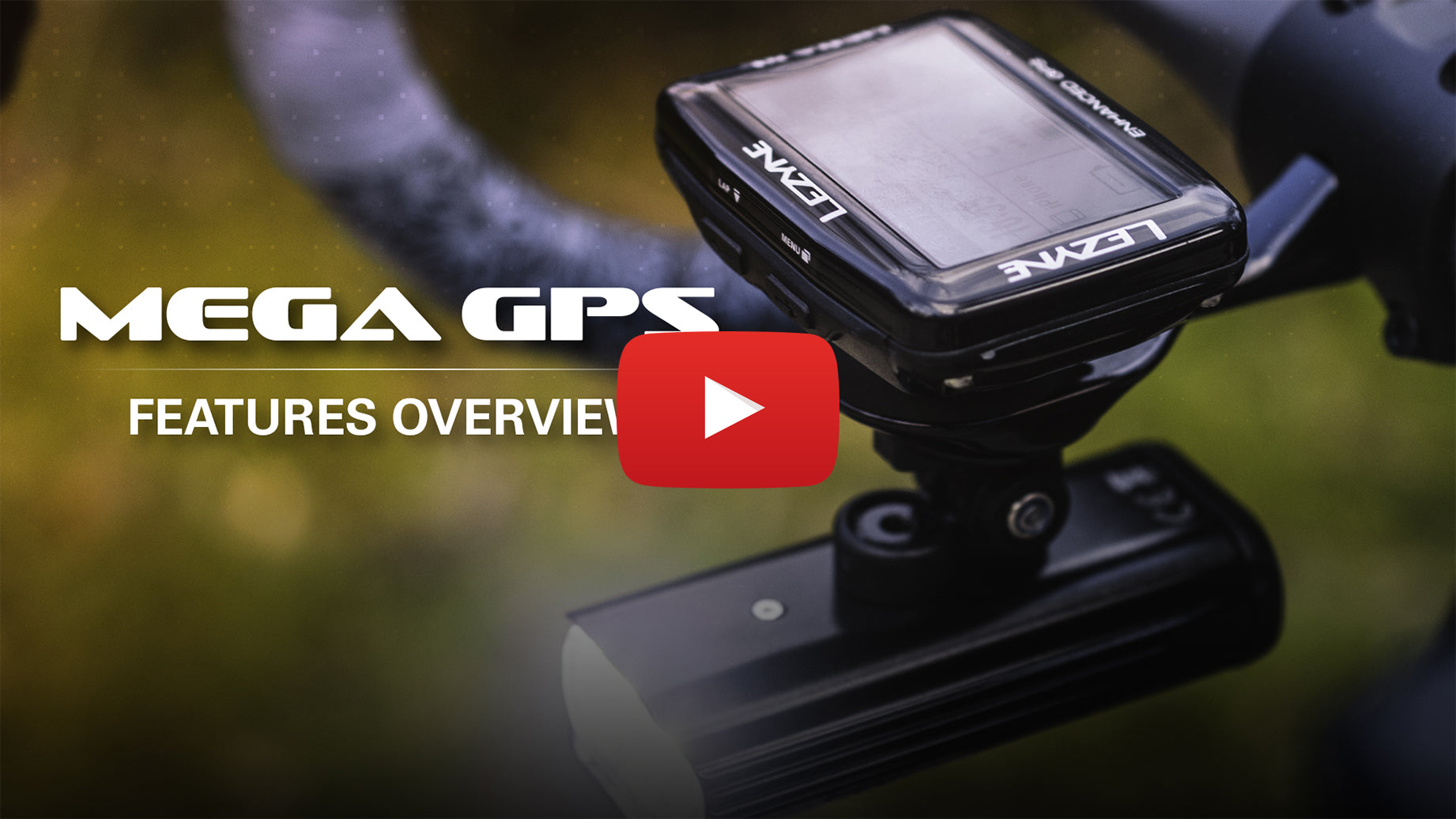 Lezyne Mega GPS Features Overview