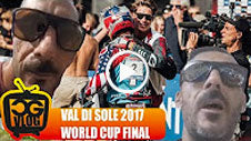 Val De Sole DH World Cup Final 2017