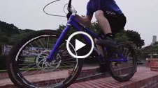 DANNY MACASKILL IN TAIWAN - powered by Lezyne