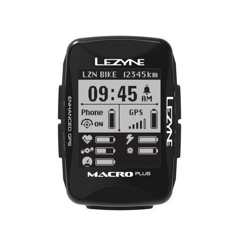 NEW - MACRO PLUS GPS