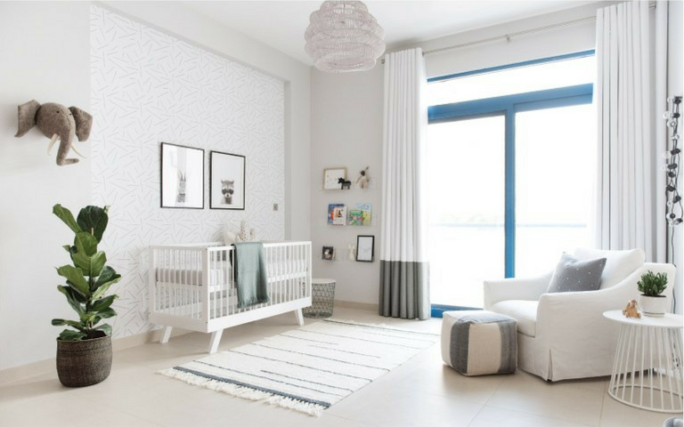 Nursery Style: Shades of Grey