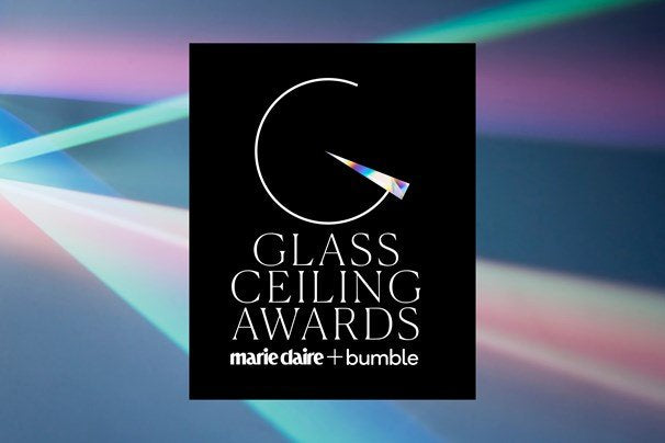 We're a Finalist in the Marie Claire x Bumble Glass Ceiling Awards!