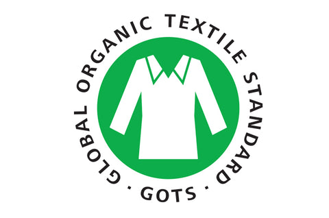 gots organic cotton logo