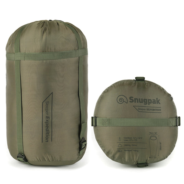 Snugpak - Basecamp Ops - Sleeper Expedition