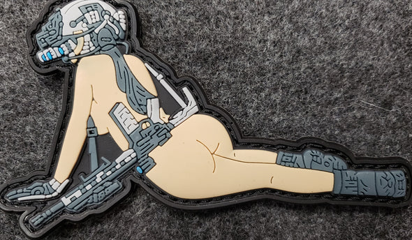 HIGH CUT, NODS AND ASS, MORALE PATCH