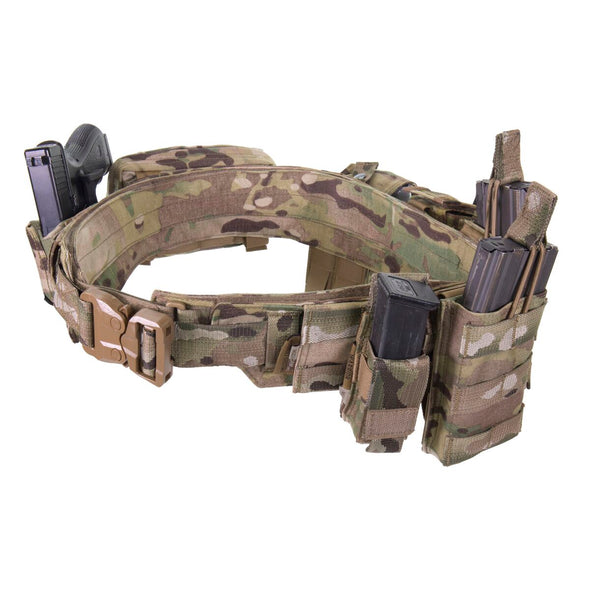 Warrior Assault Systems  LOW PROFILE DIRECT ACTION MK2 SHOOTERS BELT – MULTICAM