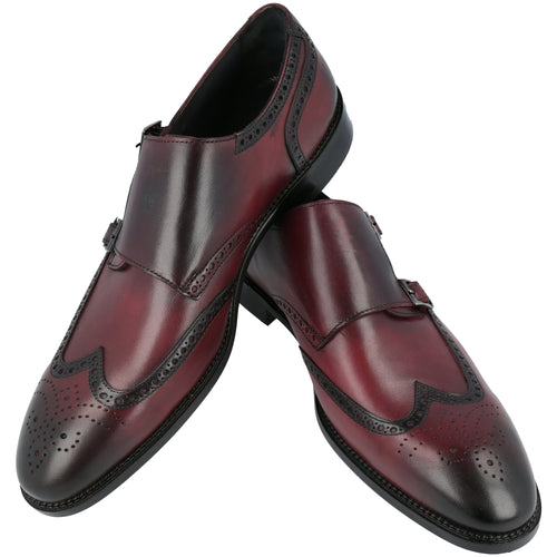 Pantofi Smith Double Monk