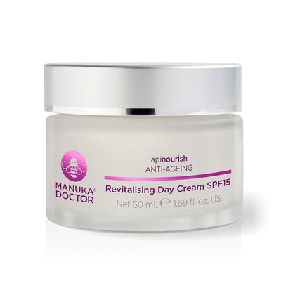 ApiNourish Revitalising Day Cream SPF15
