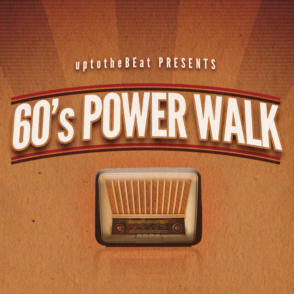Power Walk The Pounds Off 60s Style | 1 Mile Dance That Walk Workout