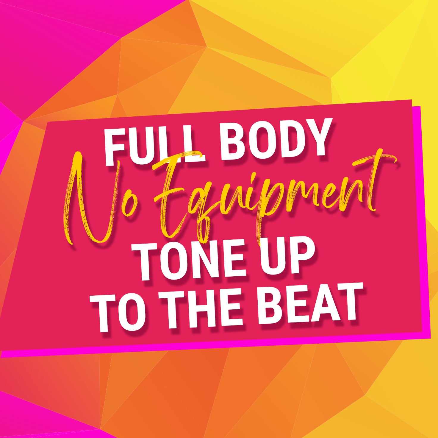 *TONE UP TO THE BEAT* FULL BODY TONING SESSION | BOOST METABOLISM