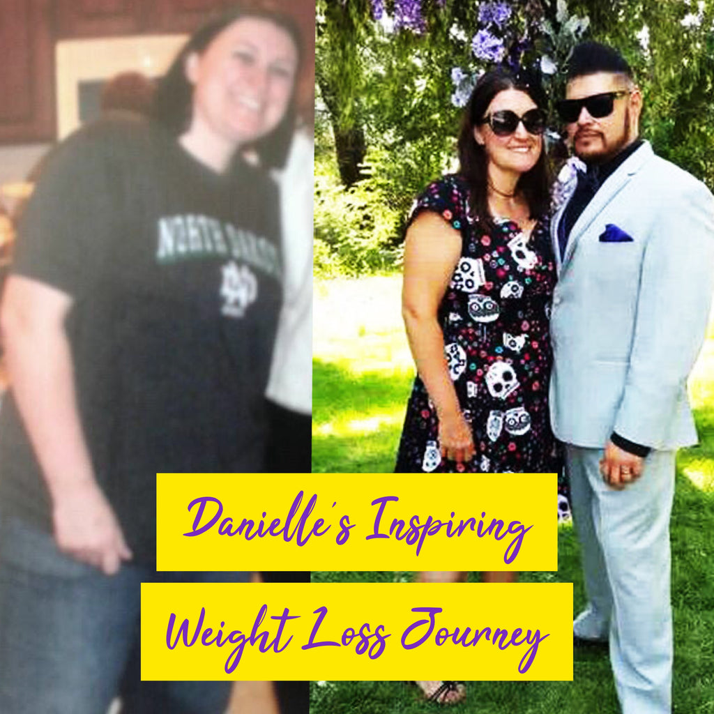 An Inspiring Before and After Weight Loss Story