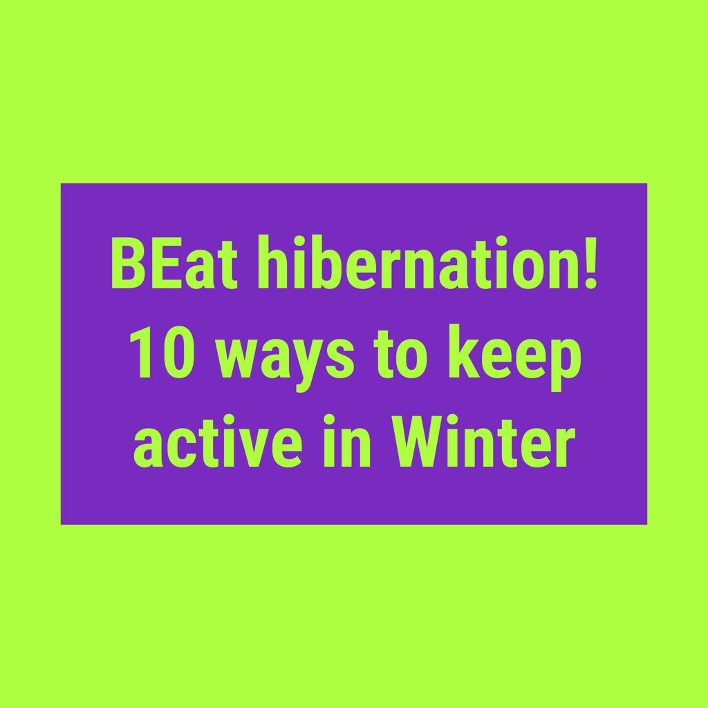 10 Easy Ways To BEat The Winter Cold And Keep Active