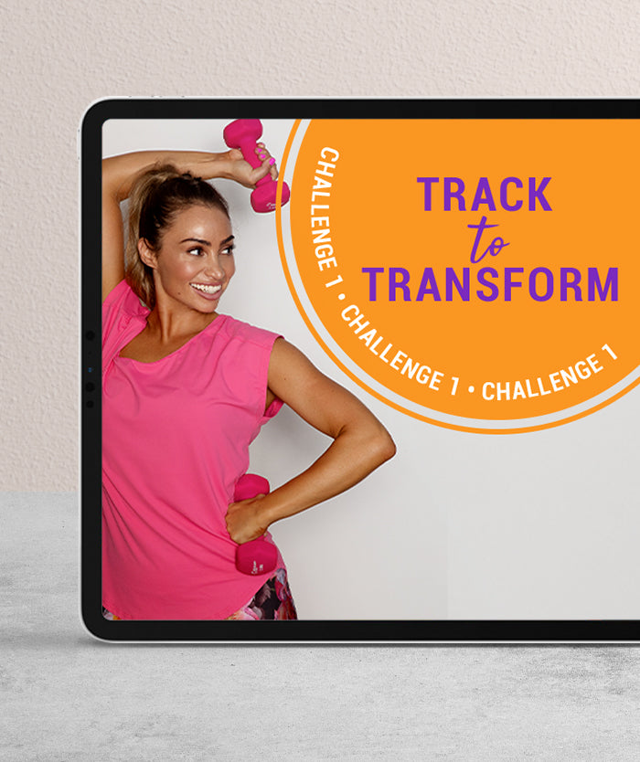 CHALLENGE 1: TRACK TO TRANSFORM - August 24-September 22,2020