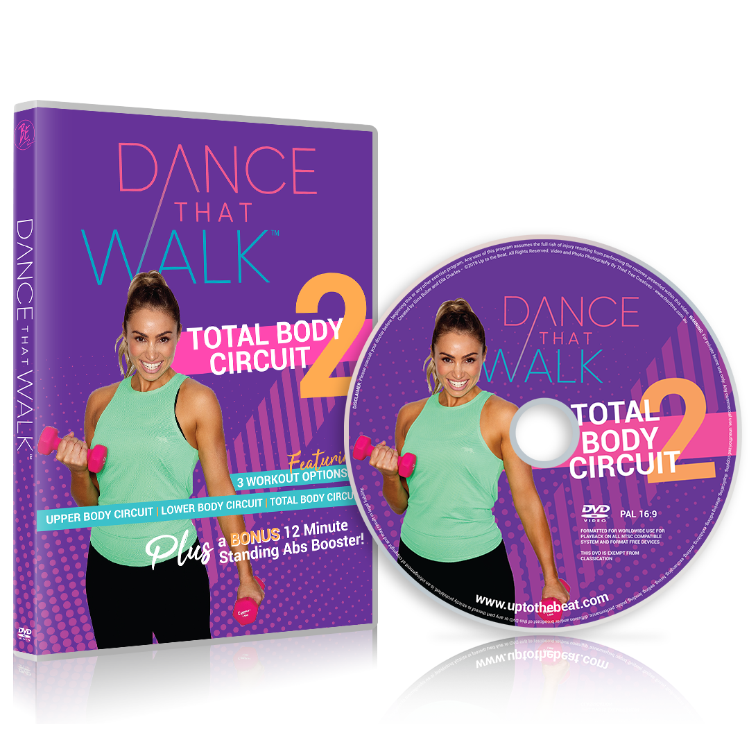 Dance That Walk | Total Body Circuit 2
