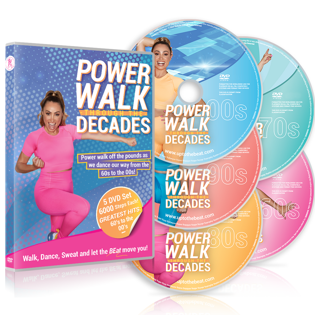 Power Walk Through The Decades