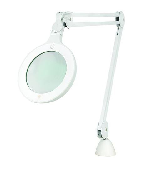 1.75X LED Omega 5 Magnifier Lamp