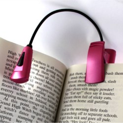 ON SALE - 6 LED Booklight  Lamp