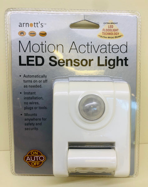 Motion Activated Sensor LED Lamp