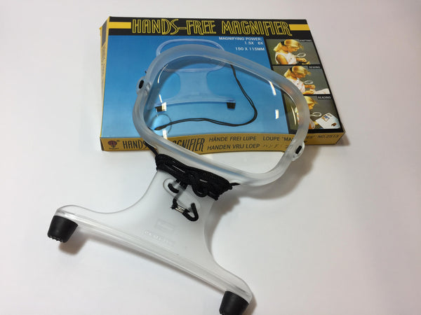 1.5X Hands Free Magnifier (Embroidery)