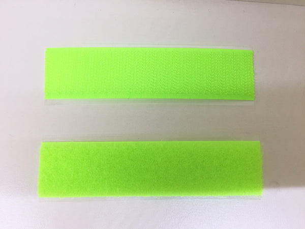 Velcro Tactile marking - Green Hook and Loop 10cm