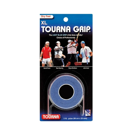tournagrip xl overgrip super absorbent for sweaty hands tennis squash pickleball badminton
