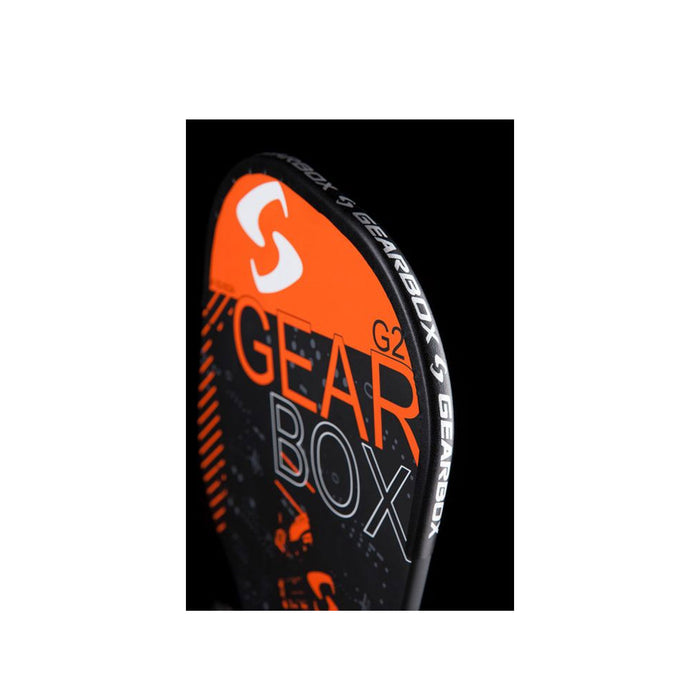 gearbox protective tape for the edge of a pickleball paddle or squash racquet Black colour nylon fiber