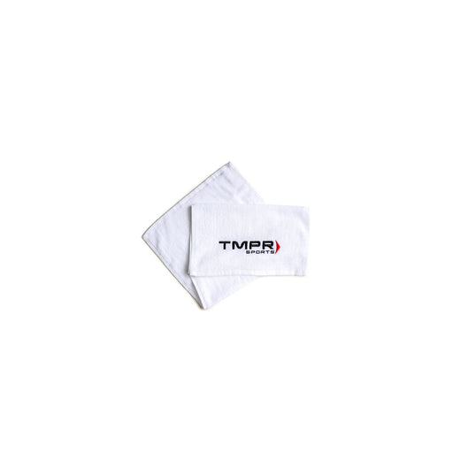 100% cotton towel by TMPR for sweat or to cry into after your match