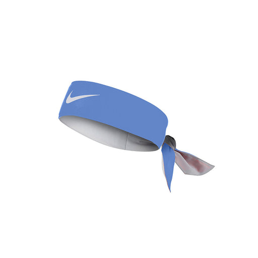 nike dri fit tie on headband tennis squash badminton pickleball sweatband