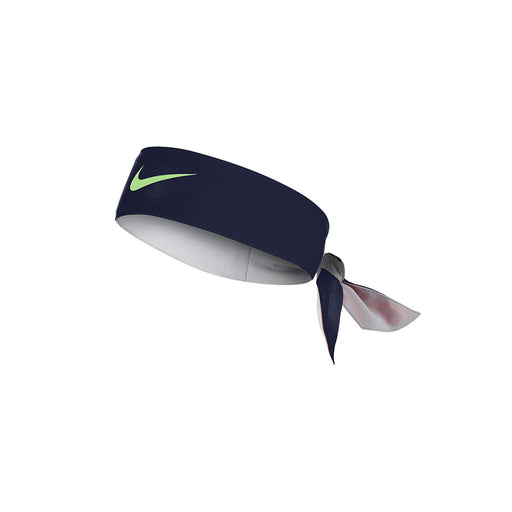 nike drifit tie on head band tennis squash badminton pickleball