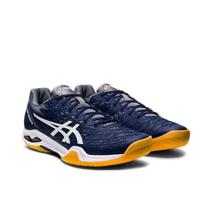 Asics Gel Court Control FF Indoor court shoe for squash, pickleball, abd badminton.