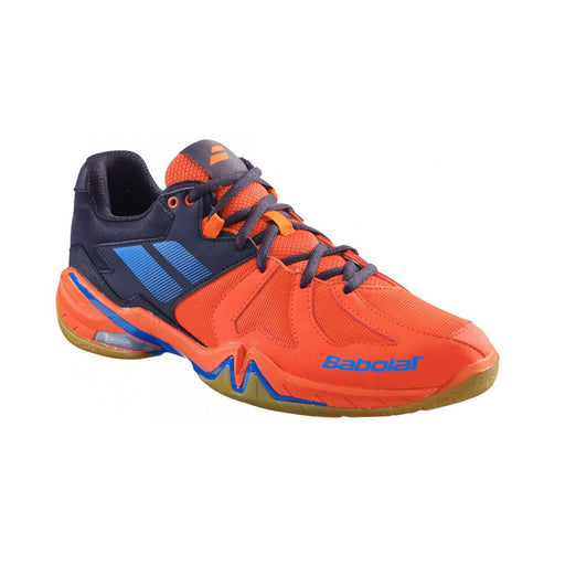 Babolat Shadow Spirit 2019 - new colorway for this indoor court shoe for squash, badminton, and pickleball.