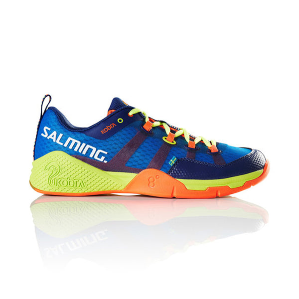 Salming Kobra blue-yellow