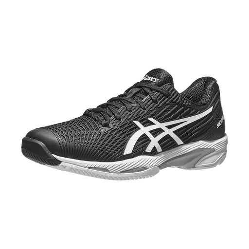 asics solution speed ff 2 black tennis pickleball court hard shoe racquet science kingston ontario canada