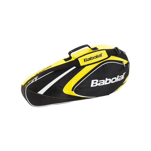 babolat 3 racquet bag tennis squash badminton lightweight 1 pocket 1 accessory pocket