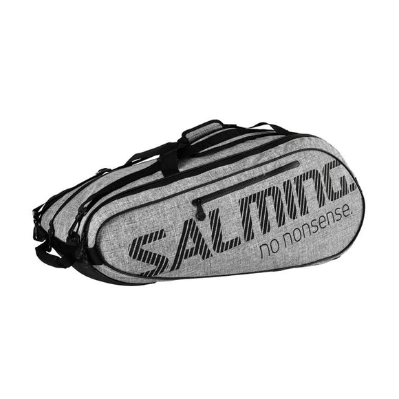 Salming Tour 9 rkt bag-great for all your squash,badminton, or tennis